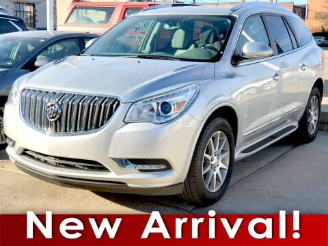 2017 Buick Enclave for sale at Jacksons Car Corner Inc in Hastings NE