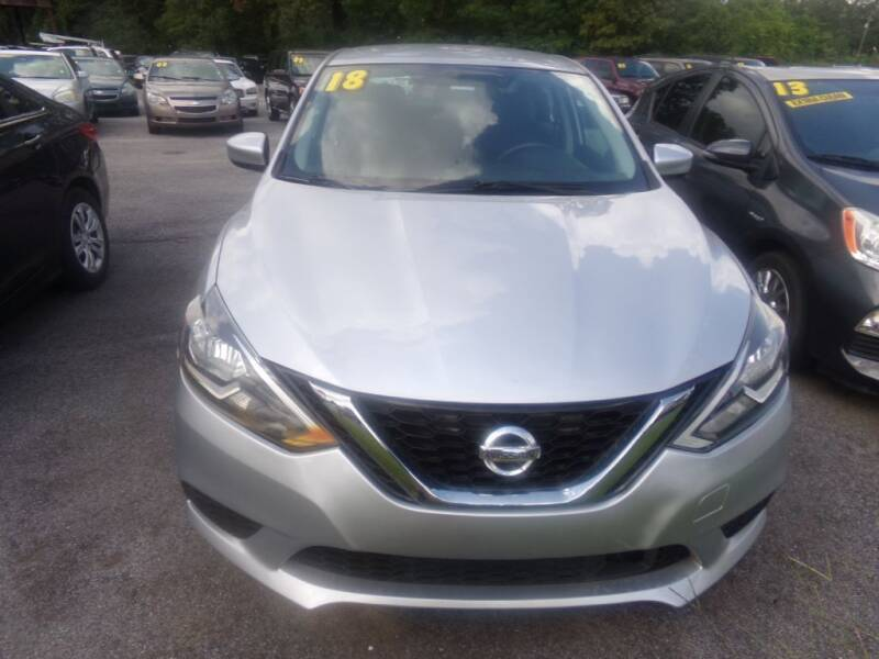 2018 Nissan Sentra for sale at Alabama Auto Sales in Semmes AL