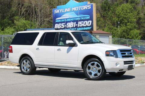 2014 Ford Expedition EL for sale at Skyline Motors in Louisville TN