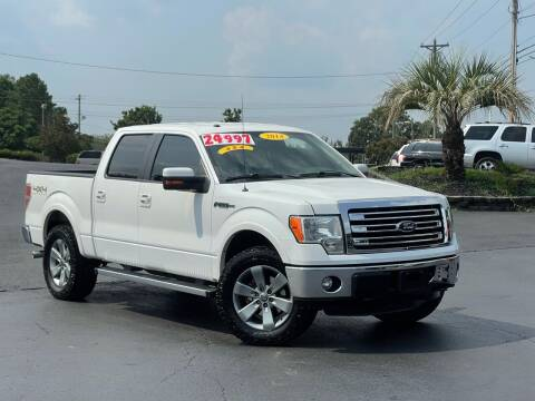 2014 Ford F-150 for sale at Rock 'n Roll Auto Sales in West Columbia SC