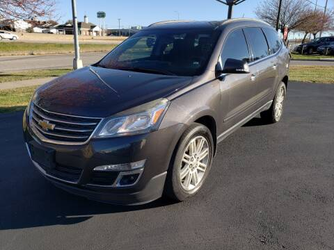 2013 Chevrolet Traverse for sale at Auto Hub in Grandview MO