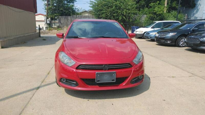 2013 Dodge Dart for sale at Southwest Sports & Imports in Oklahoma City OK