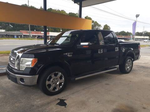 2011 Ford F-150 for sale at PIRATE AUTO SALES in Greenville NC