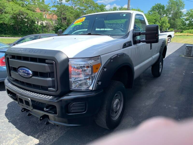 2015 Ford F-250 Super Duty for sale at Tomasello Truck & Auto Sales, Service in Buffalo NY