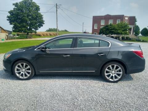 2014 Buick LaCrosse for sale at Dealz on Wheelz in Ewing KY
