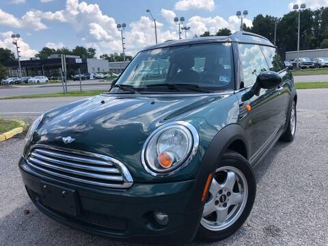 2010 MINI Cooper Clubman for sale at Carterra in Norfolk VA