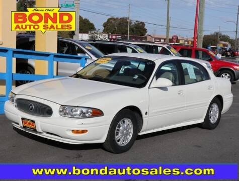 2005 Buick LeSabre for sale at Bond Auto Sales in St Petersburg FL