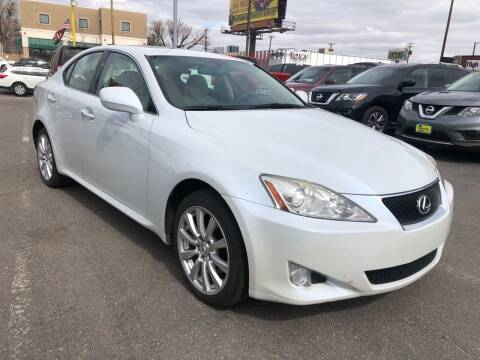 2008 Lexus IS 250 for sale at New Wave Auto Brokers & Sales in Denver CO