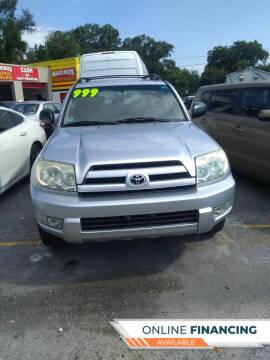 2003 Toyota 4Runner for sale at Marino's Auto Sales in Laurel DE