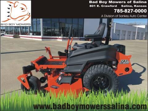 Bad Boy Maverick 60  #7303 for sale at Bad Boy Mowers Salina in Salina KS