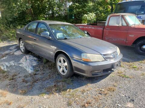 2003 Acura TL for sale at AUTOMAR in Cold Spring NY