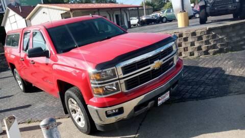2014 Chevrolet Silverado 1500 for sale at Smart Buy Auto in Bradley IL