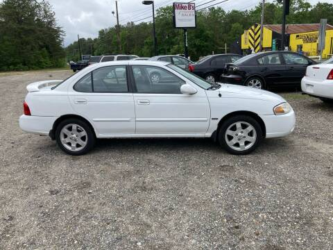 2006 Nissan Sentra for sale at MIKE B CARS LTD in Hammonton NJ