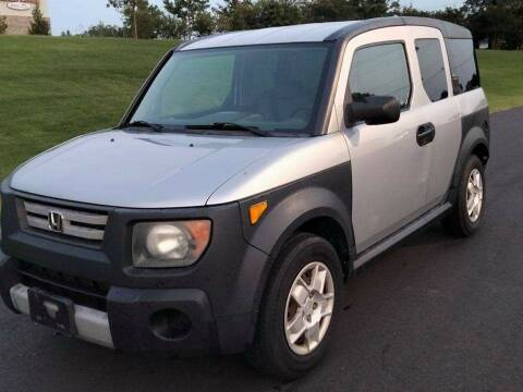 2007 Honda Element for sale at Happy Days Auto Sales in Piedmont SC