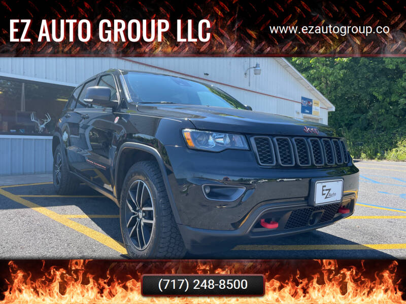2018 Jeep Grand Cherokee for sale at EZ Auto Group LLC in Lewistown PA