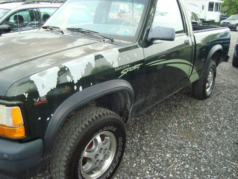 1996 Dodge Dakota for sale at Branch Avenue Auto Auction in Clinton MD