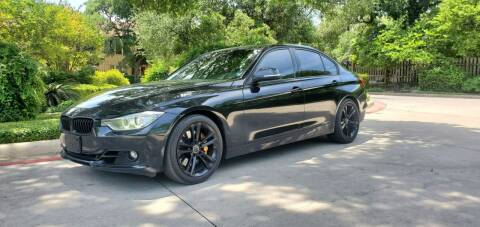 2013 BMW 3 Series for sale at Motorcars Group Management - Bud Johnson Motor Co in San Antonio TX