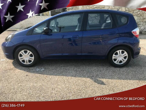 2011 Honda Fit for sale at Car Connection of Bedford in Bedford OH