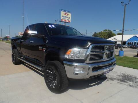 2012 RAM Ram Pickup 2500 for sale at America Auto Inc in South Sioux City NE