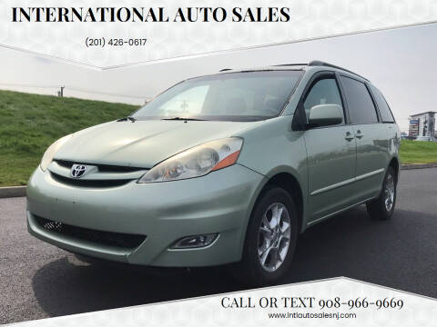 2006 Toyota Sienna for sale at International Auto Sales in Hasbrouck Heights NJ