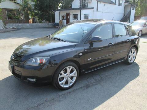 2008 Mazda MAZDA3 for sale at Summit Auto Sales in Reno NV