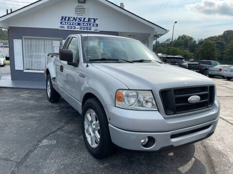 2006 Ford F-150 for sale at Willie Hensley in Frankfort KY