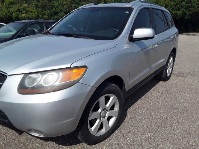 "2007 Hyundai Santa Fe for sale at Midwestern Auto Sales ""The Used Car Center"" in Middletown OH"