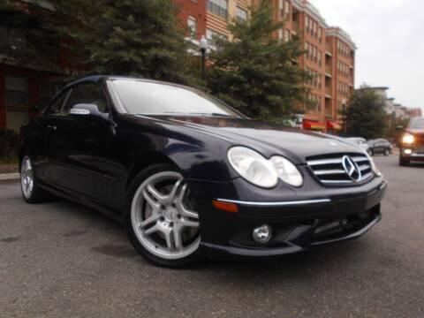 2008 Mercedes-Benz CLK for sale at H & R Auto in Arlington VA