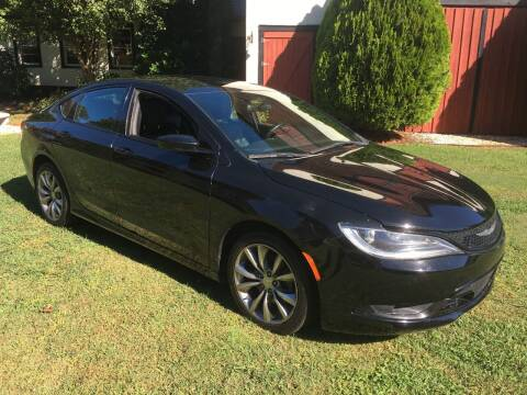 2016 Chrysler 200 for sale at March Motorcars in Lexington NC