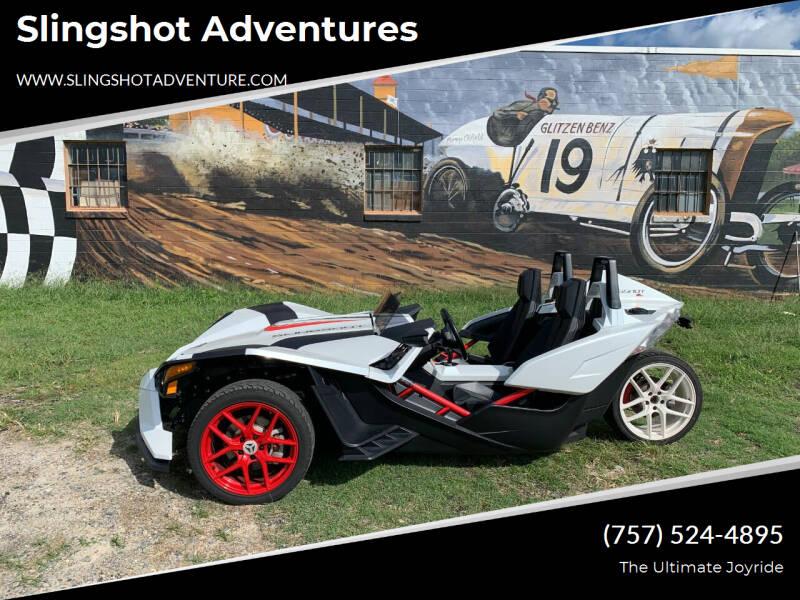 2016 Polaris slingshot Le for sale at Slingshot Adventures in Virginia Beach VA