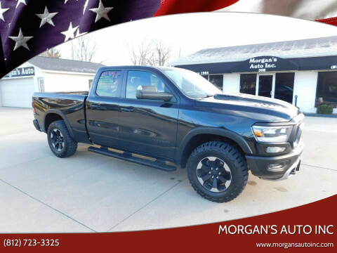 2019 RAM Ram Pickup 1500 for sale at Morgan's Auto Inc in Paoli IN