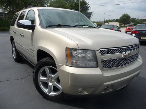 2011 Chevrolet Tahoe for sale at Wade Hampton Auto Mart in Greer SC