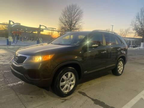 2011 Kia Sorento for sale at Xtreme Auto Mart LLC in Kansas City MO