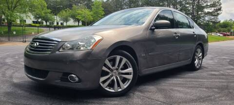 2008 Infiniti M35 for sale at el camino auto sales - Global Imports Auto Sales in Buford GA