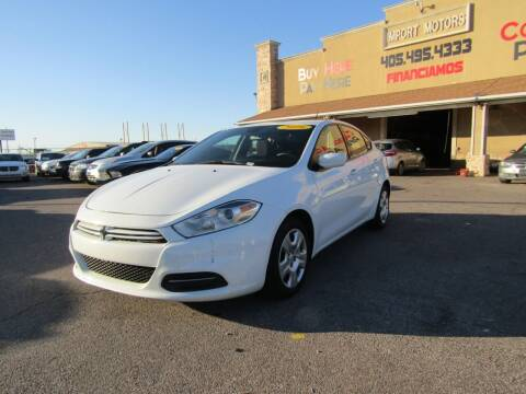 2016 Dodge Dart for sale at Import Motors in Bethany OK