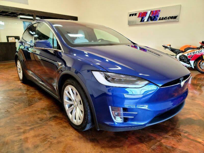 2017 Tesla Model X for sale at Driveline LLC in Jacksonville FL