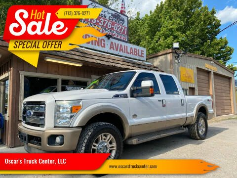 2011 Ford F-250 Super Duty for sale at Oscar's Truck Center, LLC in Houston TX