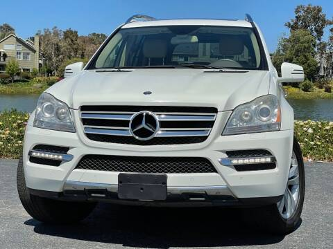 2012 Mercedes-Benz GL-Class for sale at Continental Car Sales in San Mateo CA