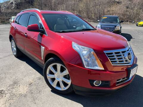 2013 Cadillac SRX for sale at Bob Karl's Sales & Service in Troy NY