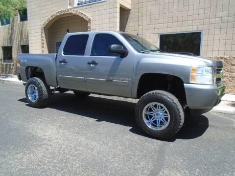 2008 Chevrolet Silverado 1500 for sale at COPPER STATE MOTORSPORTS in Phoenix AZ