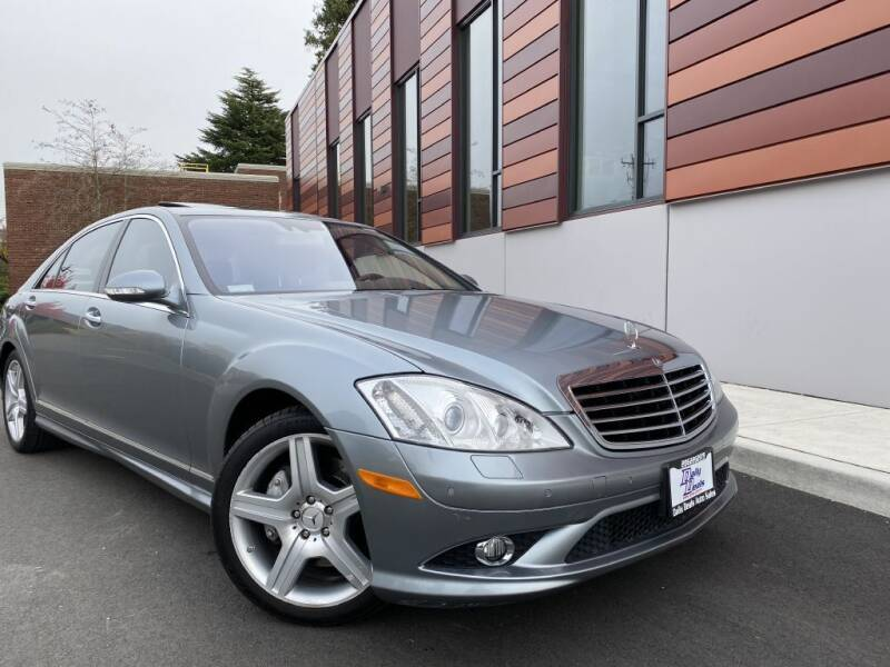 2007 Mercedes-Benz S-Class for sale at DAILY DEALS AUTO SALES in Seattle WA