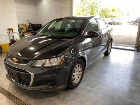 2020 Chevrolet Sonic for sale at Redford Auto Quality Used Cars in Redford MI