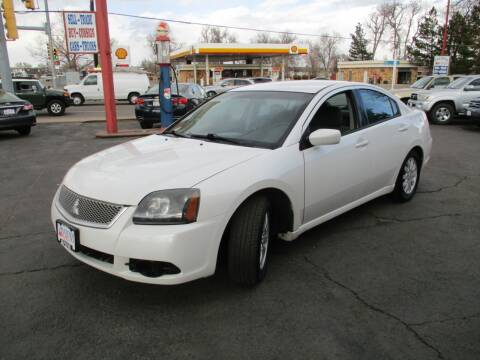 2011 Mitsubishi Galant for sale at Premier Auto in Wheat Ridge CO