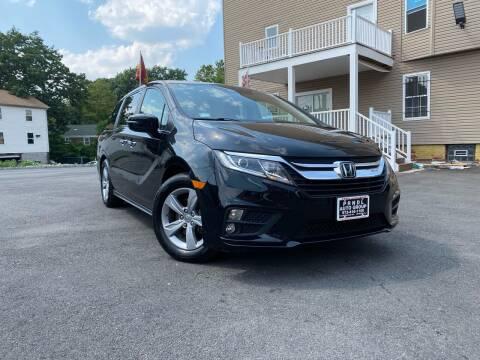 2018 Honda Odyssey for sale at PRNDL Auto Group in Irvington NJ
