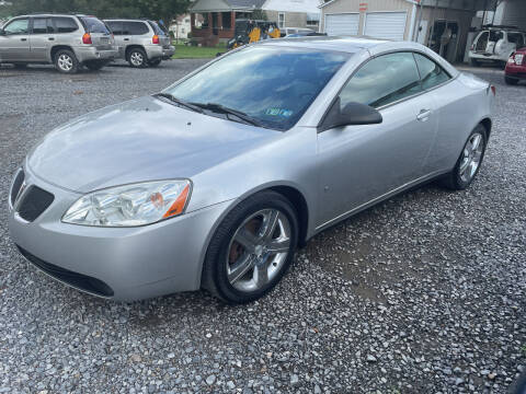 2007 Pontiac G6 for sale at DOUG'S USED CARS in East Freedom PA