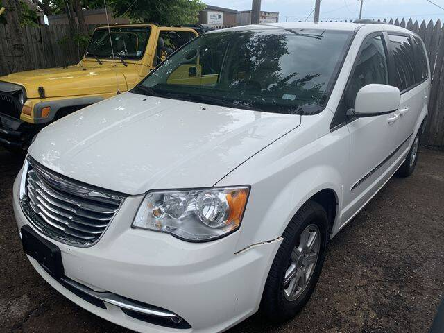 2012 Chrysler Town and Country for sale at The Kar Store in Arlington TX