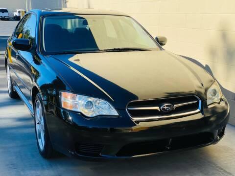 2006 Subaru Legacy for sale at Auto Zoom 916 Rancho Cordova in Rancho Cordova CA