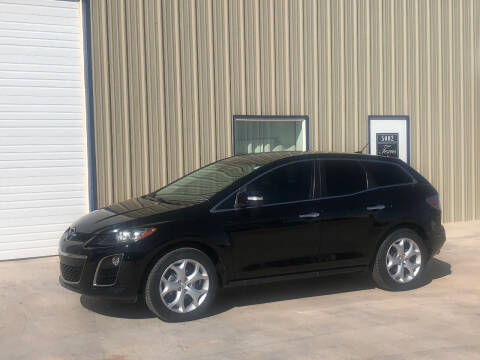 2010 Mazda CX-7 for sale at TEXAS CAR PLACE in Lubbock TX