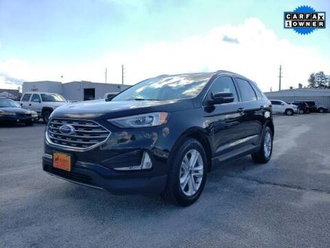 2020 Ford Edge for sale at Hardy Auto Resales in Dallas GA