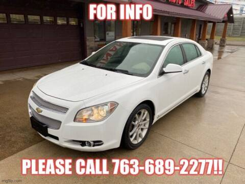 2009 Chevrolet Malibu for sale at Affordable Auto Sales in Cambridge MN